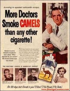 Vintage Camel Ad