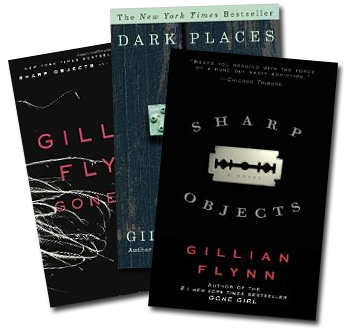 Gillian Flynn covers